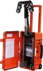 Vision X 4008816 Four Solo Pod LED Incident Response Case