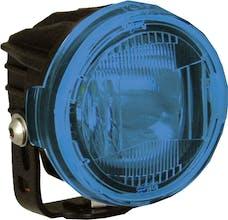 Vision X 9889566 Optimus Round Series PCV Blue Cover Euro Beam