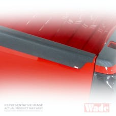 Wade Automotive 72-01171 Tailgate & Front Caps Black