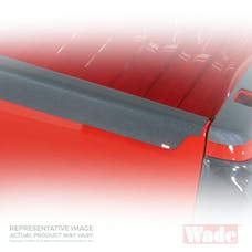 Wade Automotive 72-01177 Tailgate & Front Caps Black