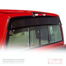 Wade Automotive 72-34102 Wind Deflectors  - Cab Guards Smoke