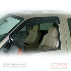 Wade Automotive 72-34466 Cab Guard Wind Deflector Smoke