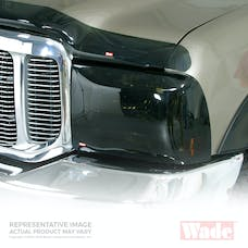 Wade Automotive 72-40292 Head Light Covers Smoke
