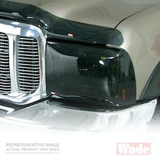Wade Automotive 72-50278 Head Light Covers Smoke