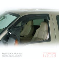Wade Automotive 72-50466 Cab Guard Wind Deflector Smoke