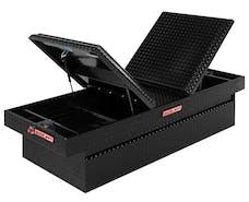 Weather Guard 114-5-01 Cross Box - Aluminum (Black)