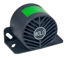 Wolo Manufacturing Corp. BA-550 Heavy Duty Back-Up Alarm