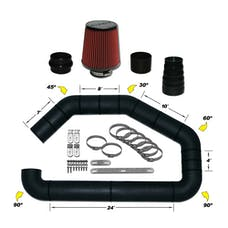 AIRAID 101-302 Universal Air Intake Kit