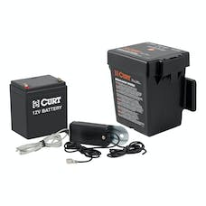 CURT 52044 Push-To-Test Breakaway System