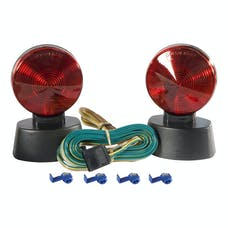 CURT 53204 Magnetic Base Towing Light Kit