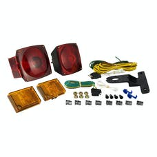 CURT 53540 Trailer Light Kit