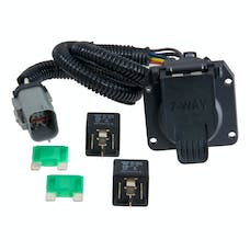 CURT 55243 Wiring T-Connectors Upgrade Kit