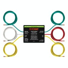 CURT 56196 Trailer Wire Converter