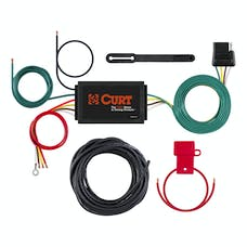 CURT 59190 Trailer Wire Converter Kit