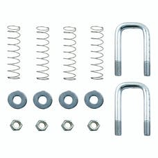 CURT 66113 Quick Goose Safety Chain U-Bolt Kit