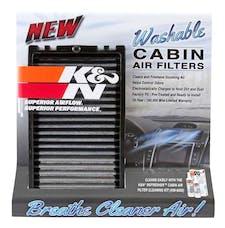K&N 87-5036 Display; Cabin Air Filter