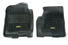 Outland Automotive 398290102 Floor Liners, Front, Black; 99-06 GM Fullsize Pickup/SUV