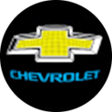 Race Sport Lighting RS-2GS-CHEVY Ghost Shadow Valet Light