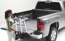 Roll-N-Lock CM448 Cargo Manager Rolling Truck Bed Divider