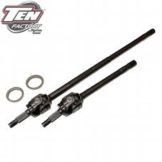 TEN Factory MG22165 Performance Complete Front Axle Kit