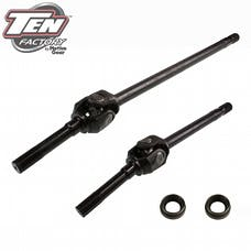 TEN Factory MG22172 Performance Complete Front Axle Kit