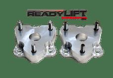 ReadyLift 66-1030 2.0in. FRONT BILLET STRUT SPACER LEVELING KIT