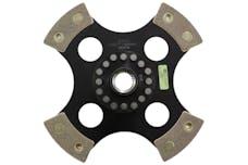 Advanced Clutch Technology 4240006 4 Pad Rigid Race Disc