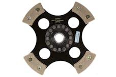 Advanced Clutch Technology 4240018 4 Pad Rigid Race Disc
