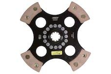 Advanced Clutch Technology 4240035A 4 Pad Rigid Race Disc