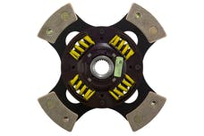 Advanced Clutch Technology 4240508 4 Pad Sprung Race Disc
