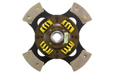Advanced Clutch Technology 4240518 4 Pad Sprung Race Disc