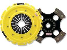 Advanced Clutch Technology AA1-HDR4 HD/Race Rigid 4 Pad