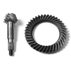 Alloy USA 44D/354 Ring and Pinion, 3.54 Ratio, for Dana 44