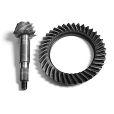 Alloy USA 44D/456R Ring and Pinion, 4.56 Ratio, for Dana 44