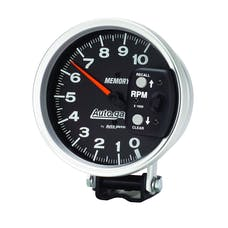 AutoMeter Products 233902 Tach W/Memory  10,000 RPM
