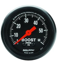 AutoMeter Products 2617 Boost  0-60 PSI
