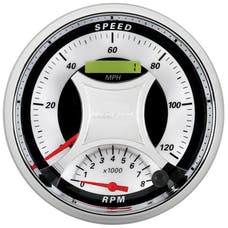 AutoMeter Products 1190 MCX Tac/Speedo Combo