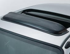 AVS 77001 Windflector Sunroof Wind Deflector Classic Style 33 in. Wide