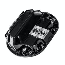 B&M 12310 DIFF COVER, DANA 30, IRON, BLACK