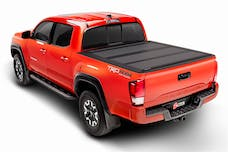 BAK Industries 448407 BAKFlip MX4 Hard Folding Truck Bed Cover, Matte Finish