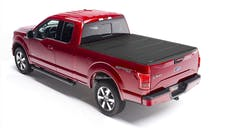 BAK Industries 448329 BAKFlip MX4 Hard Folding Truck Bed Cover, Matte Finish