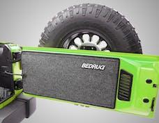 BedRug BRJKTG Jeep Tailgate BedRug