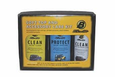 Bestop 11205-00 Bestop Cleaner/Protectant Pack
