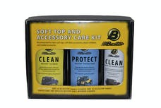 Bestop 11215-00 Bestop Cleaner/Protectant Pack