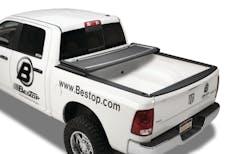 Bestop 16182-01 EZ-Fold Soft Tri-Fold Tonneau Cover