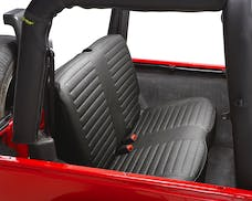 Bestop 29221-15 Seat Cover, Rear Bench Seat