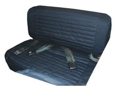 Bestop 29223-15 Seat Cover, Rear Bench Seat
