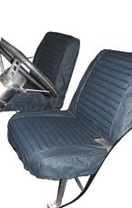 Bestop 29225-15 Seat Cover Set, Front Low-back Seat