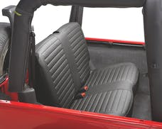 Bestop 29229-35 Seat Cover, Rear Bench Seat