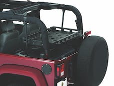 Bestop 41437-01 HighRock 4x4 Cargo Rack Bracket Kit
